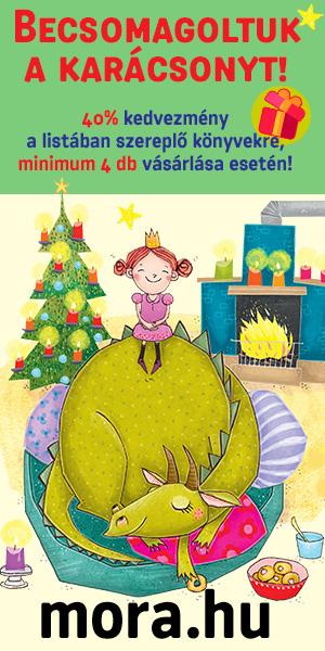 MÓRA karácsonyi könyvcsomagok